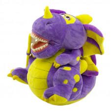 Игрушка мягкая с зубами Revyline WJ-033 Дракон